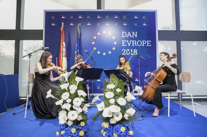 Muzej Savremene Umetnosti Beograd, Dan Evrope