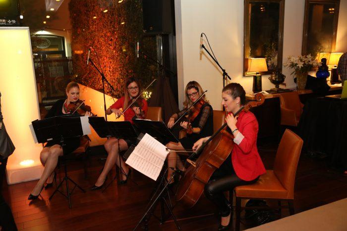 Otvaranje objekta, Muzika za vazne dogadjaje, Fina muzika za proslave