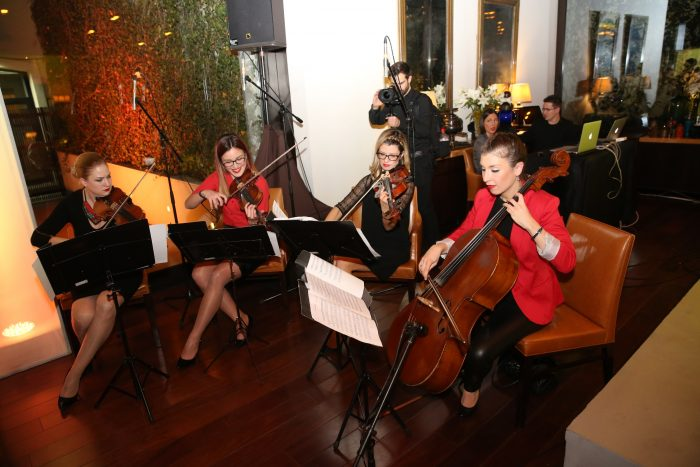 String Quartet, Event Celebration, Promotion, Stop Shop