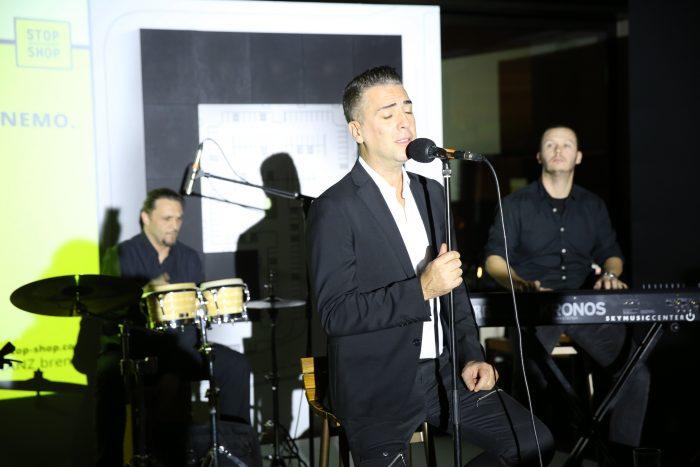 Zeljko Joksimovic, Stop Shop, Square Nine hotel Beograd,