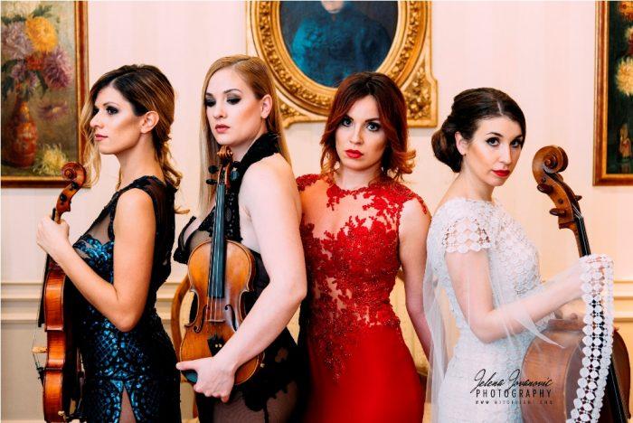 Vencanja, Marija Sabic, svecane haljine, kvartet, svadbe, muzika za vencanja