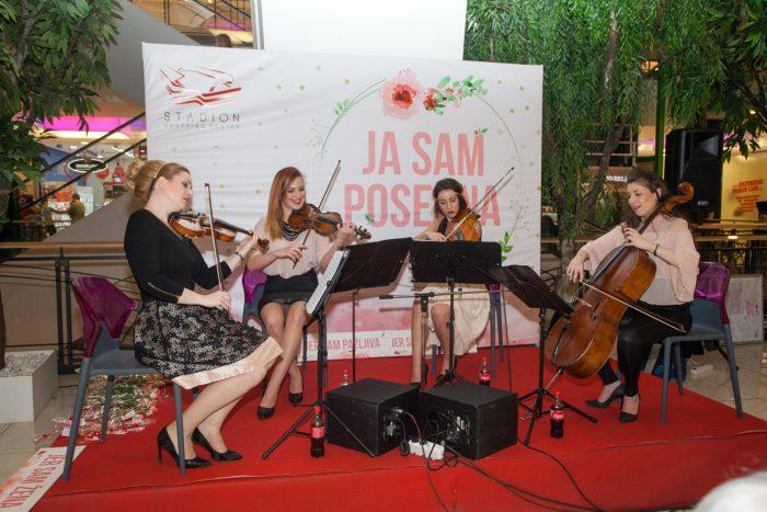 Gudacki kvartet, Kvartet za proslave, Kvartet za vencanja