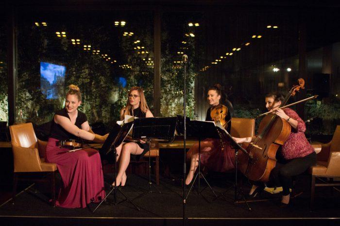 Hotel Square Nine, Gudacki kvartet, Kvartet za proslave, Kvartet za vencanja, Promocije