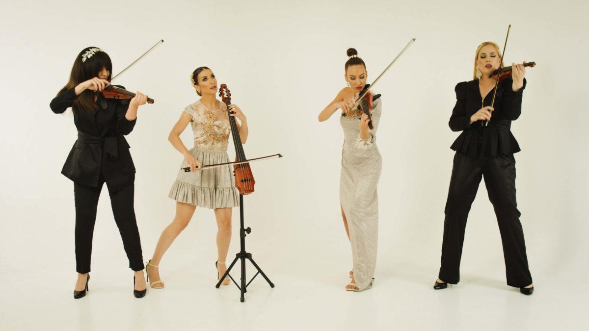 Elektricni gudacki kvartet