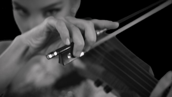 Elektricna violina
