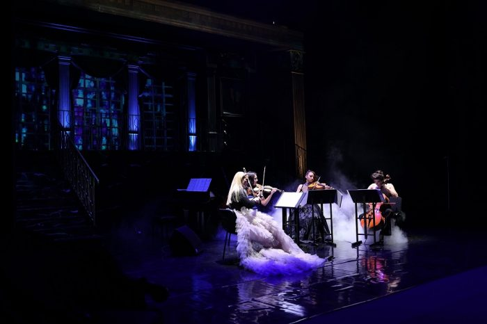 Habanera kvartet i Svetlosti pozornice